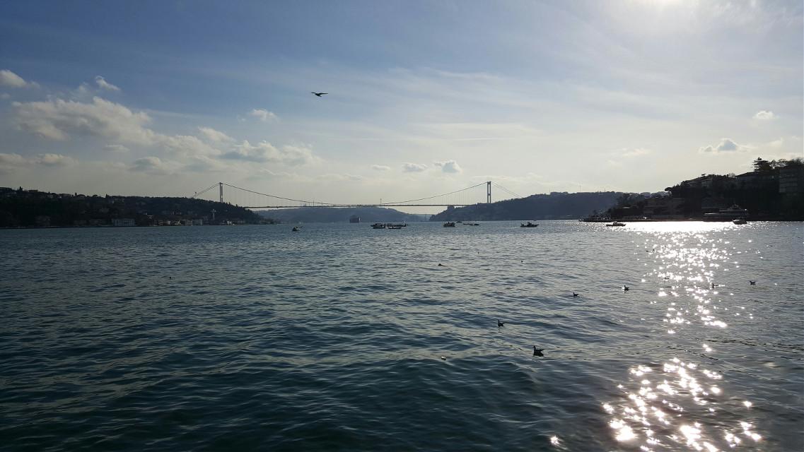 #nofilter #note5 #istanbul #istanbulcity #greatcity #fatihsultanmehmetbridge