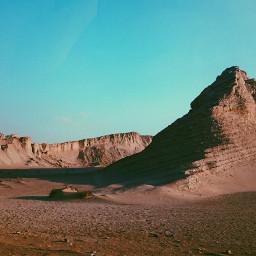 mountain photography stone iran nature freetoedit