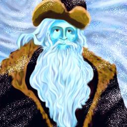 jackfrost drawing wdpbeard