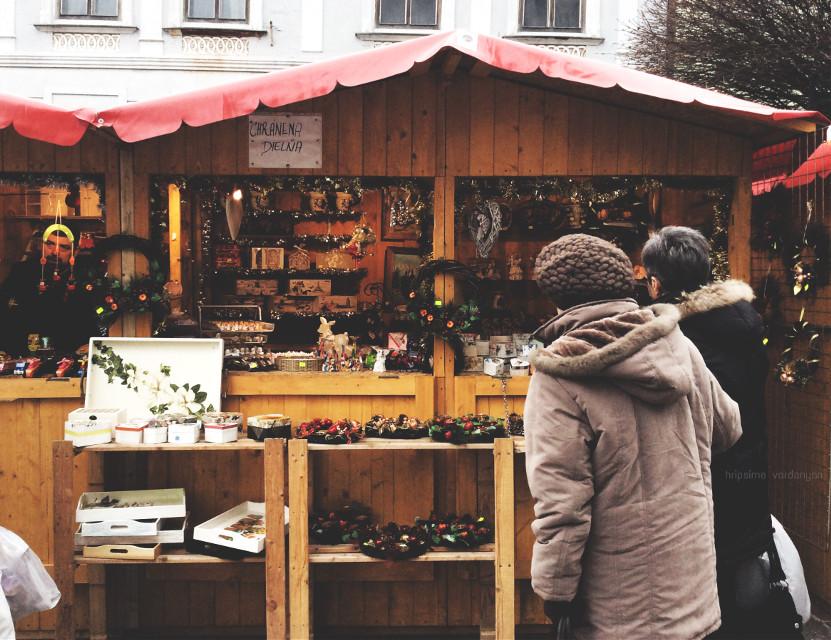 #christmas #market #city #center #lights #crafts #people #streetphotography #streetart #random #explore #interesting #FreeToEdit #picsart
