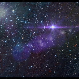 galaxy purple blackframe