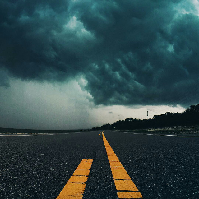 Dark Clouds  #FreeToEdit
