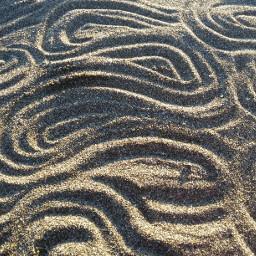beach sand sun travel simple freetoedit