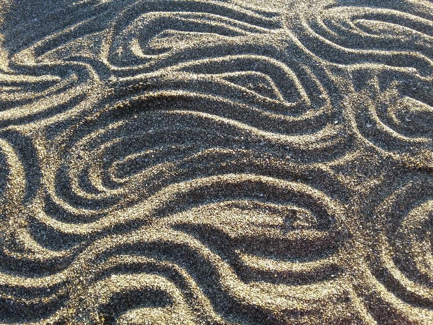 Malaga #beach #sand #sun #travel  #simple  #texture #FreeToEdit