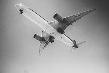 photography planes blackandwhite action
