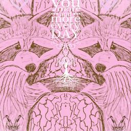 racoon drawingbyme editedbyme lovenature
