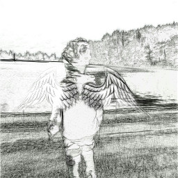 freetoedit tagsforlikes angel kidsphotography kidsphoto