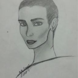 sketch karakalem