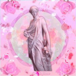 vaporware pink seapunk digitalcollage webart