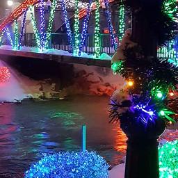 dpccolors lights color bridge xmaslights