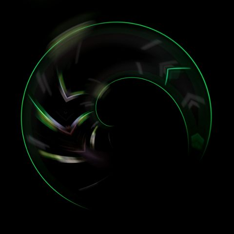 tinyplanet myart lightanddark digitalart abstract