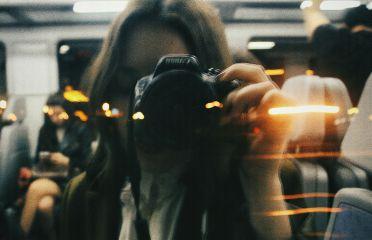 freetoedit photography portrait reflections underground