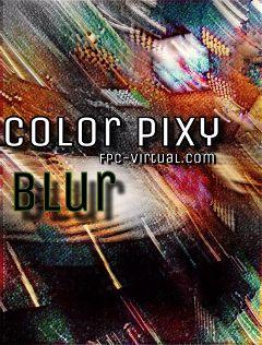 blur photography color photoart prisma