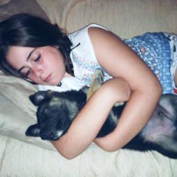 dpckidsandpets pastoraleman dog love beb