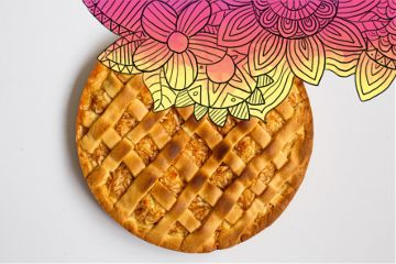 freetoedit livelaughlove pie yum clipart