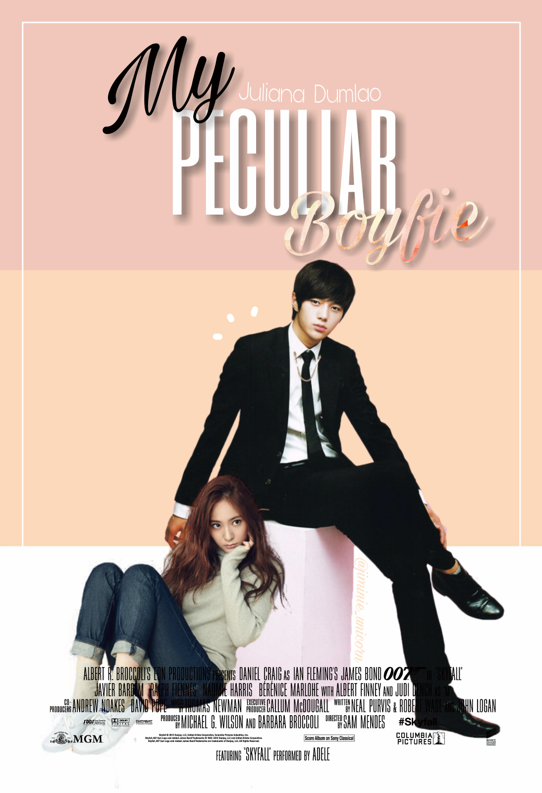 Kpop Book Cover Wattpad : Kimmyungsoo jungkrystal edit wattpad cover kpop fanfic