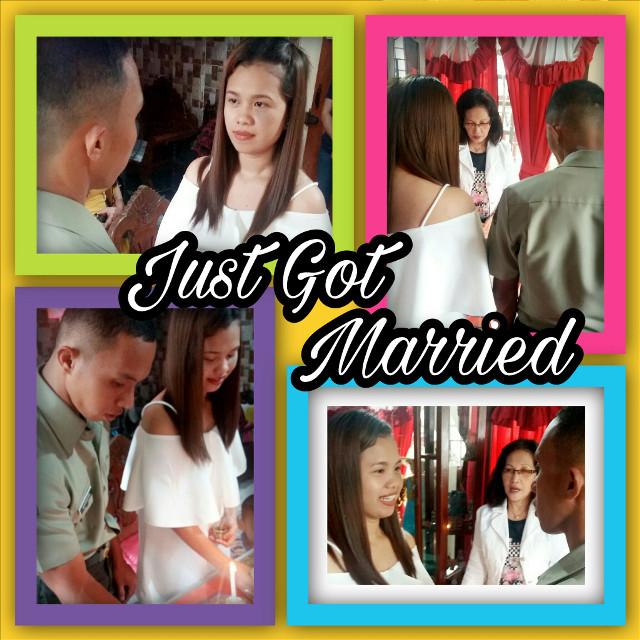 #FreeToEdit newlywed