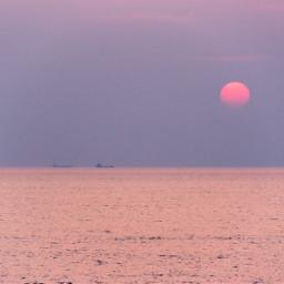 sunset wakayama japan ocean goldenhour