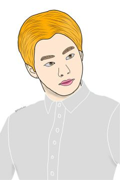 freetoedit exo xiumin outline happyearlyxiuminday