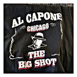 freetoedit alcapone tshirt thriftstorefinds