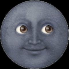 luna emoji freetoedit