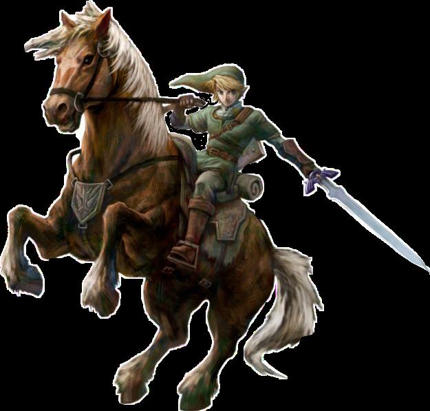 #Zelda #link #gamer4life #epicsticker #horse